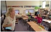 Beweging in de klas